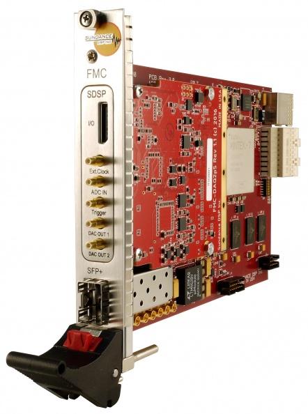 Pxie700 With Xilinx Kintex7 Fpga Board With Hpc Fmc