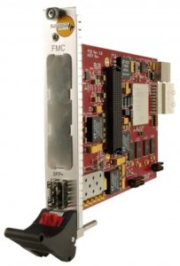 PXIe700 with Kintex FPGA and HPC FMC
