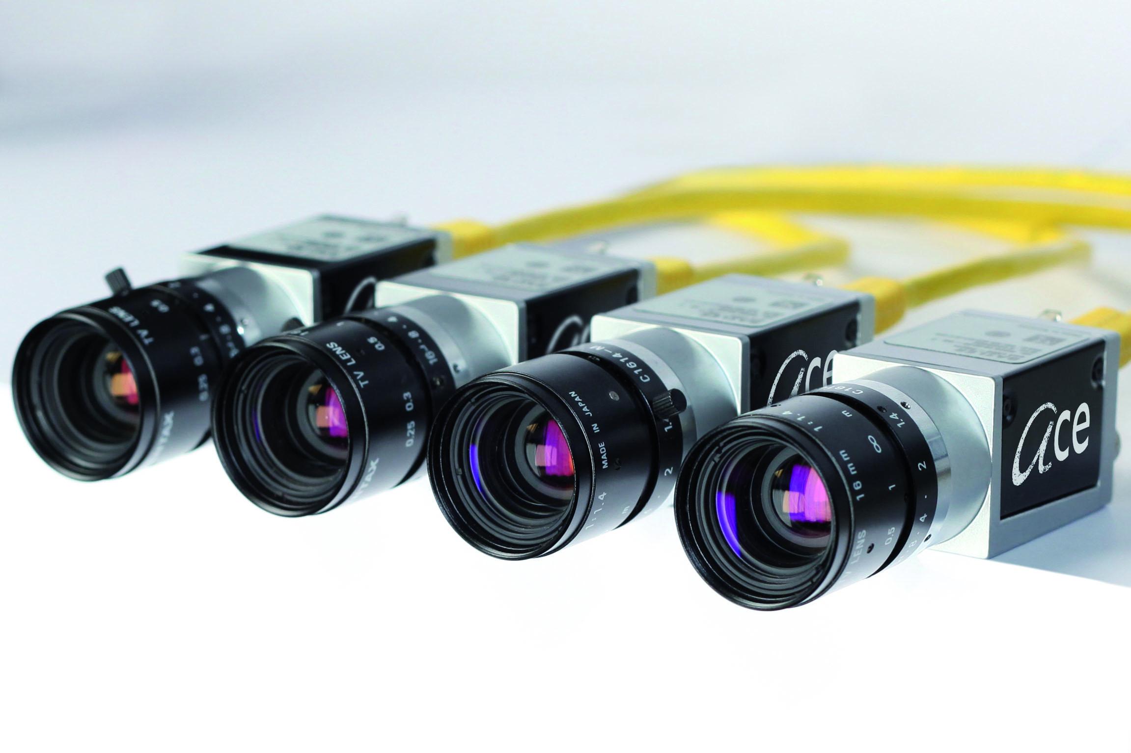 Basler Camera Drivers