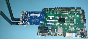 DSP802.11S IEEE802.11 a/b/g/- SISO and MIMO Development Platform