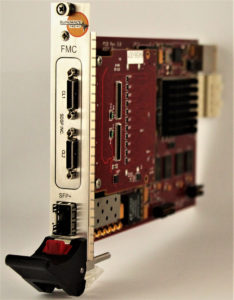 FG600-CL, a PXIe, open FPGA, Based CameraLink Frame Grabber