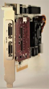 FG-650CL, a PCIe, open FPGA, Based CameraLink Frame Grabber