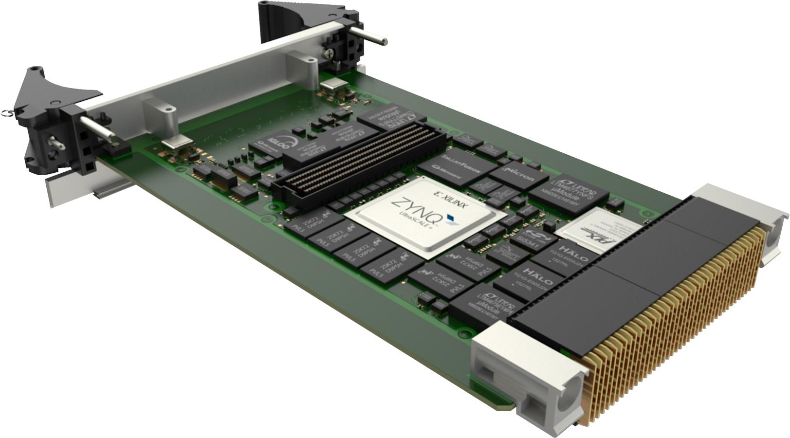 VPX3-ZU1 OpenVPX Xilinx Zynq ultrascale FPGA card