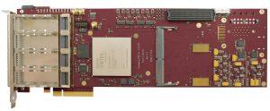 Solar Express 100, Xilinx Virtex Ultrascale, XCVU190-2FLGC2104E, FPGA based PCIe board