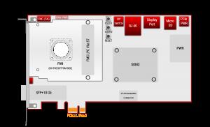 Solar Express 215 (SE215), development PCIe carrier board for SOM3