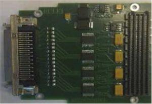 FMC-SER, is a VITA57 FPGA Mezzanine I/O module